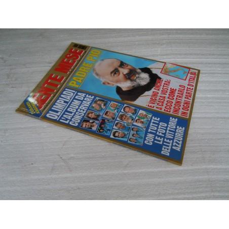 Rivista Gente Mese n° 9 settembre 1996 Padre Pio è vicino