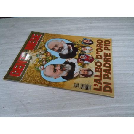 Rivista Gente Mese n° 5 maggio 1995 L'albo d'oro di Padre Pio