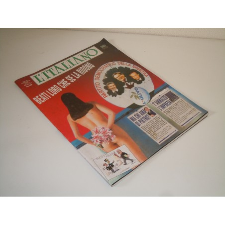 Settimanale L Italiano n 2 del 29 novembre 1996