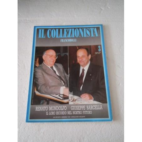 Rivista Il collezionista francobolli n° 3 marzo 1992