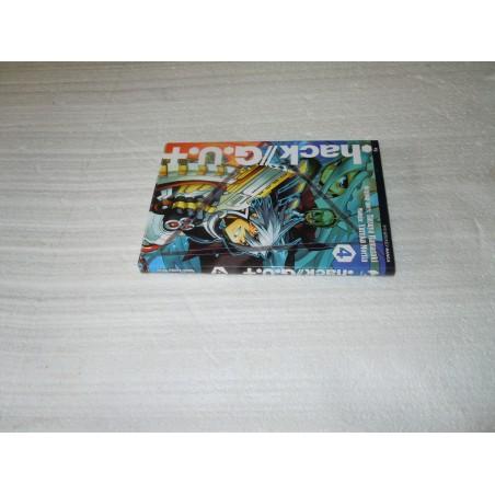 Hack//G U + vol 4 Tatsuya Hamazaki Yuzuka Morita edizioni BD manga