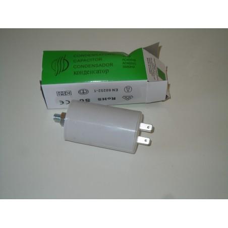 Condensatore 18 uF art 12AG011 450 Vac per lavatrice