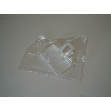 Maniglia maniglietta 21ZN050 oblo lavatrice bianca