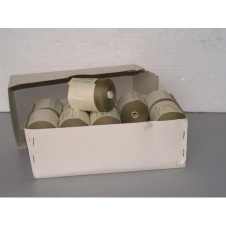 20 rocchette cotone militare cachi Biagio Pedone