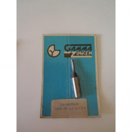 Fresa per legno gamma Zinken HSC g 8 Tp 1 D 4  HH8020410