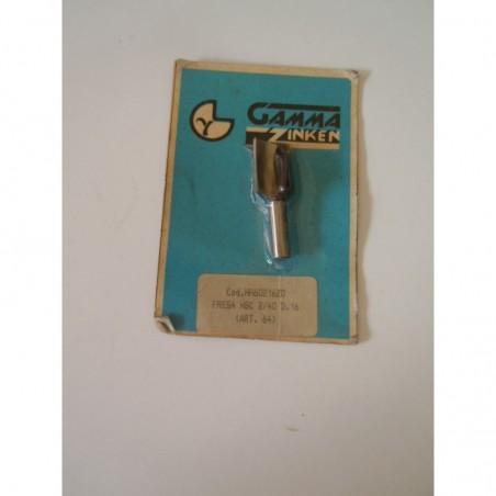 Fresa per legno gamma Zinken HSC 2/40 D 16 art 64 HH6021620