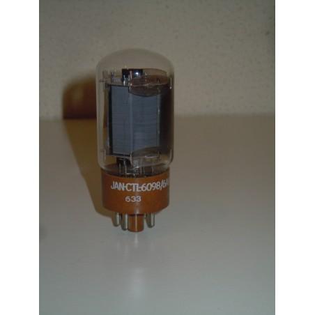 Jan ctl 6098 6ar6wa Valvola elettronica termoionica nuova