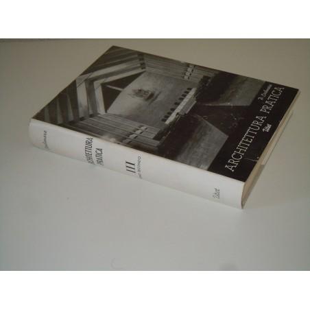 Carbonara Architettura pratica Utet volume III tomo secondo 1979