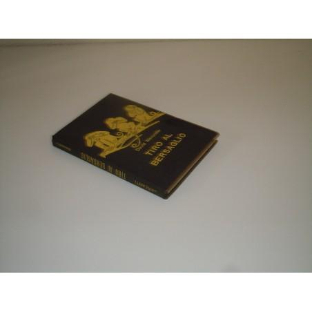David Alexander tiro al bersaglio serie gialla 110 Garzanti 1957