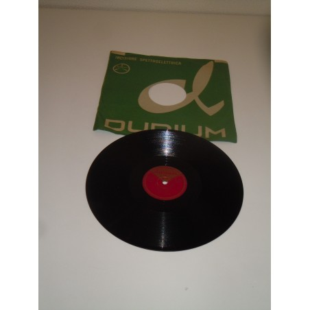 Disco Lp 78' Durium  Aurelio Fierro festival Sanremo 1959