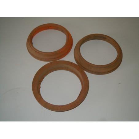 Cornice tonda in legno ramino per decoro porte portoncini falegnameria