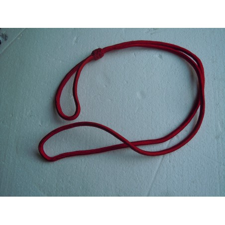 Cordelletto cordellino cordone da parata rosso bersaglieri militaria