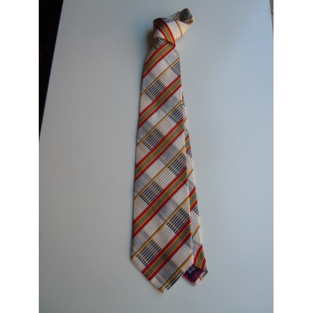 Cravatta uomo in seta Capone