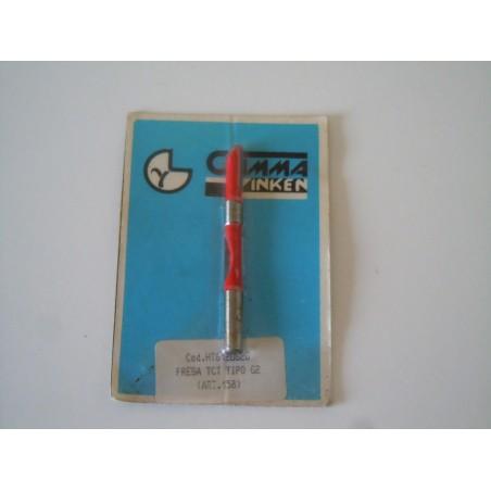 Fresa per legno gamma Zinken HT6120620 TCT tipo G2 art 158
