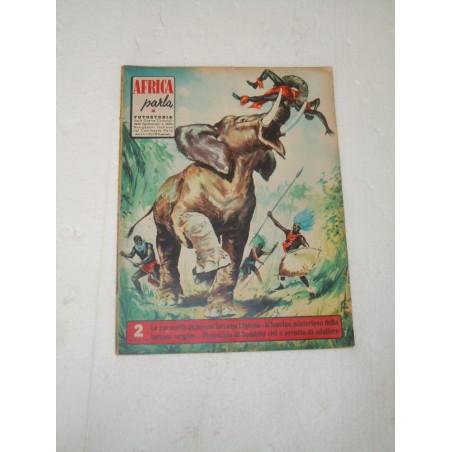 Rivista Africa parla fotostoria n 2 del 25 marzo 1958 Le caravelle genovesi