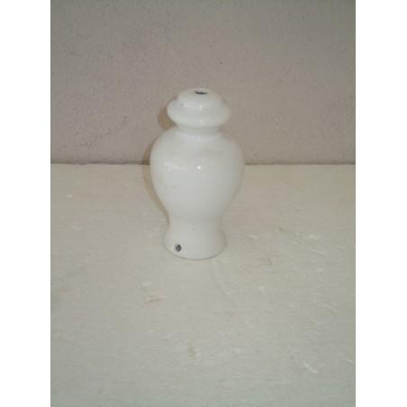 Ricambio lampadari vecchio stelo in ceramica
