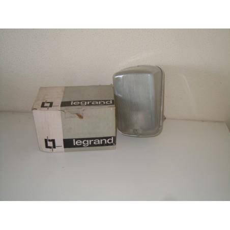 Legrand Lampada da muro applique hublot douille 75 watts nuova