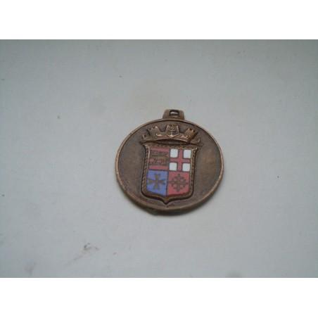 Medaglia sportiva campionati remieri militari Taranto 1961
