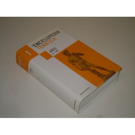 L enciclopedia tematica Arte volume 1 L Espresso grandi opere 2005