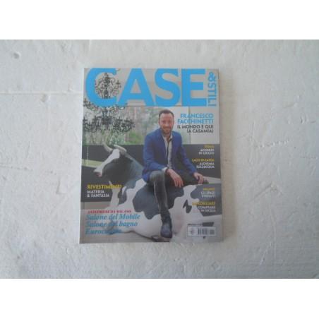Rivista Case & stili n 4 aprile 2014 arredamento