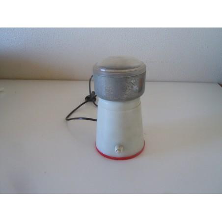 Macinino macina caffè elettrico vintage modernariato