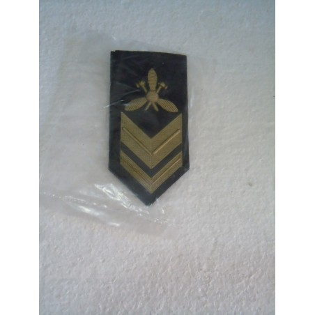 Fregio meccanici marina militare graduato coppia