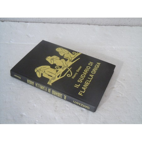 Henry Slesar Il sudario di flanella grigia serie gialla 165 Garzanti 1959