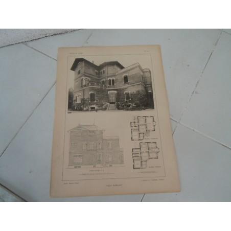 Ville di Roma villa Robilant Crudo editore architettura
