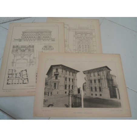 Ville di Roma villa Astengo Crudo editore architettura