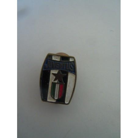 Vecchio distintivo pins Juventus metallo e smalto
