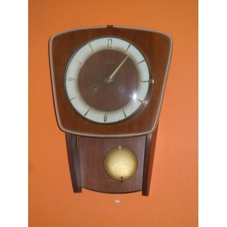 Orologio a pendolo Zarvath anni 60 modernariato