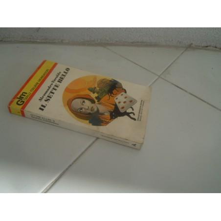 Il sette bello Varaldo giallo Mondadori 1977