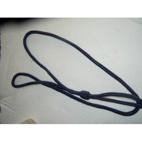 Cordelletto cordellino cordone da parata blu nero militare