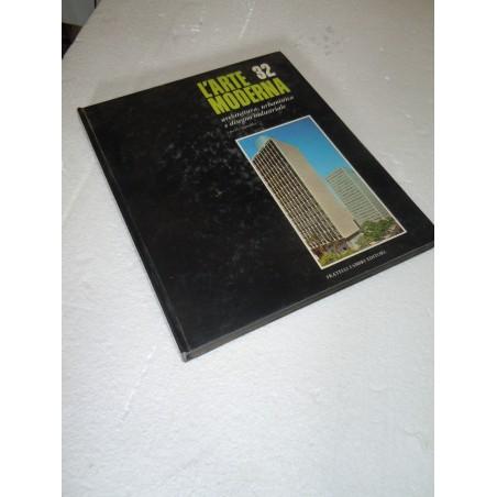 L'arte moderna architettura urbanistica parte seconda Fabbri editore 1967